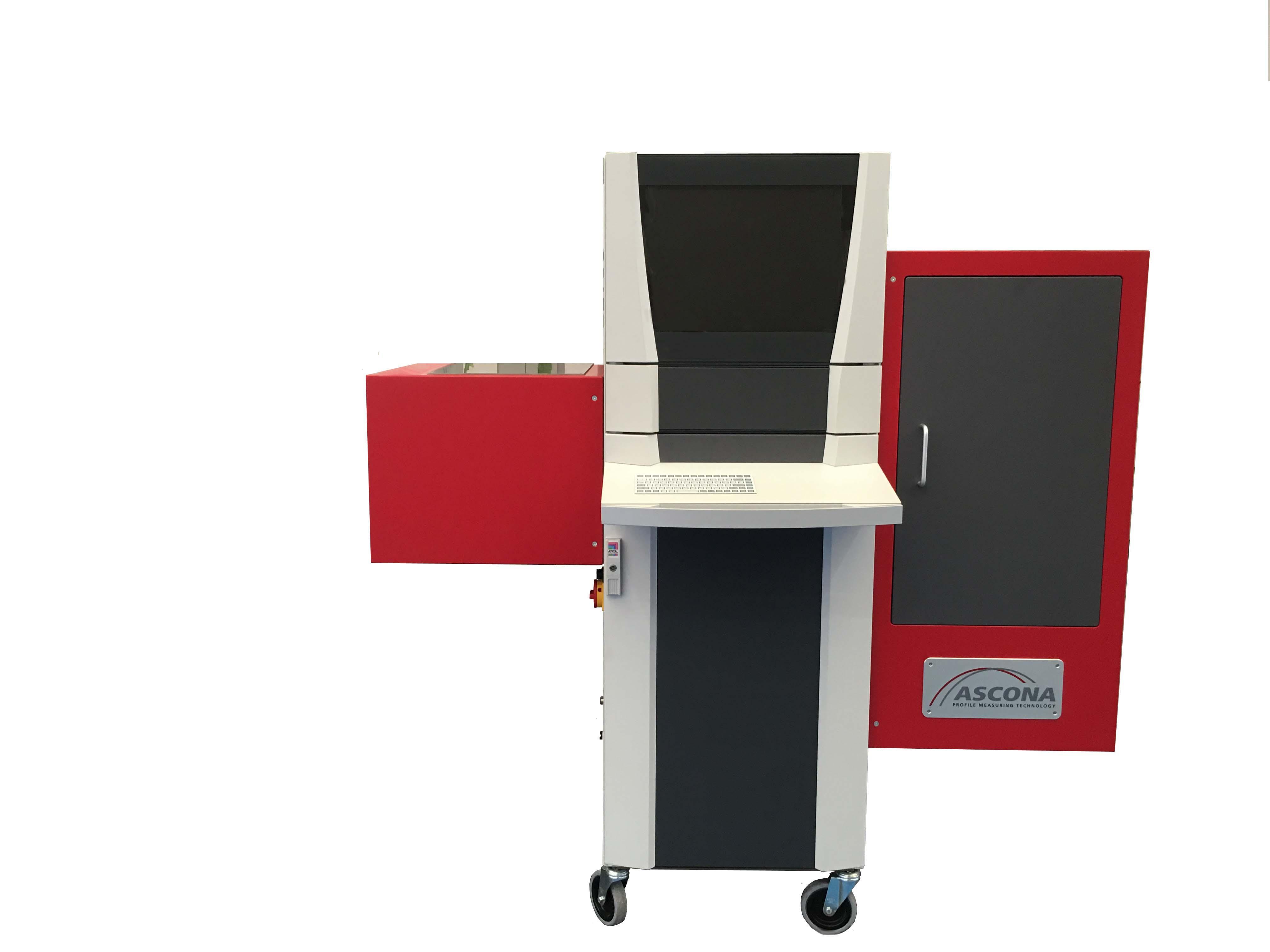 型材断面测量仪