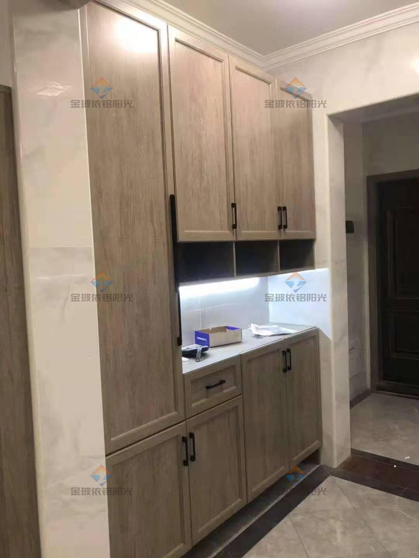 辽宁全铝橱柜,锦州全铝衣柜,金玻全铝浴室柜