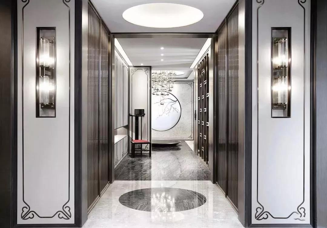 这样新颖独特的全铝玄关设计案例,你见过吗?