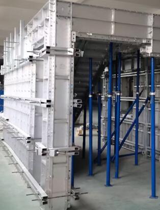 提高6061大型铝模板型材挤压速度