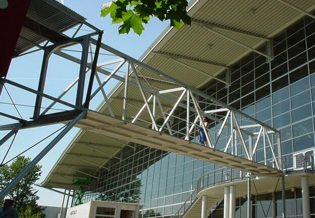 铝合金桥梁技术及应用