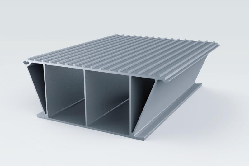 航空铝型材部件