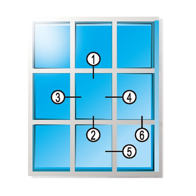 XMA85、140系列明框幕墙