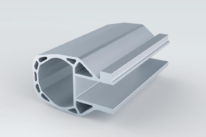 汽车铝型材部件