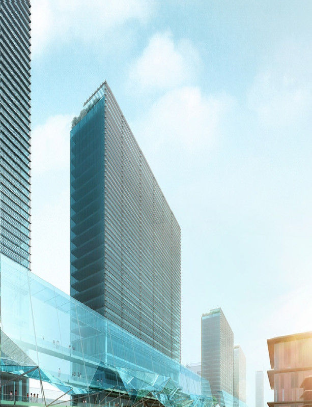 陕西西安市雁塔区外墙石材铝板改造翻新_雁塔区玻璃幕墙设计维修施工_重庆航鸿幕墙装饰设计有限公司
