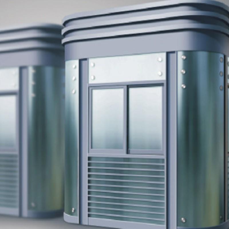 铝盖板、铝结构系列
