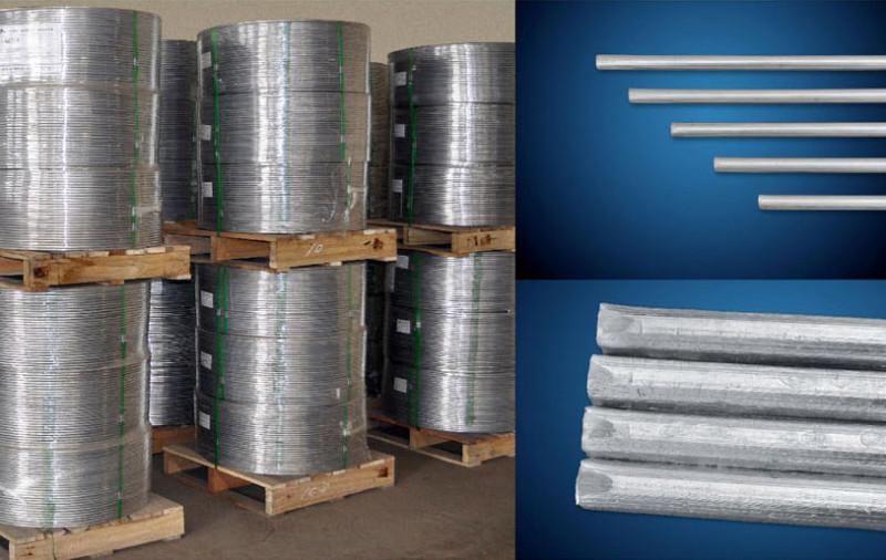 铝合金晶粒细化变质处理系列