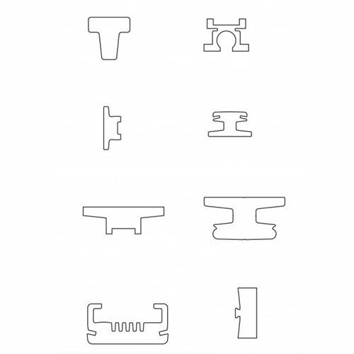 轨道交通类型材