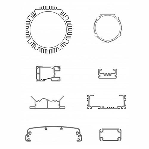 机械电气类铝材