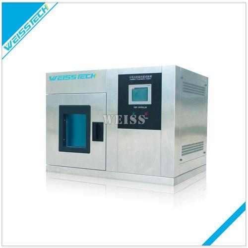 韦斯仪器 小型台式恒温恒湿试验箱 高低温湿热试验箱