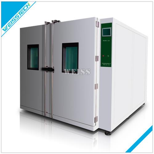 韦斯仪器 步入式恒温恒湿试验房 恒温恒湿实验室 生产厂家