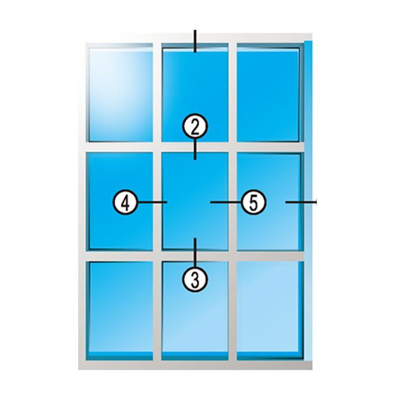 XMA140(A)系列明框幕墙