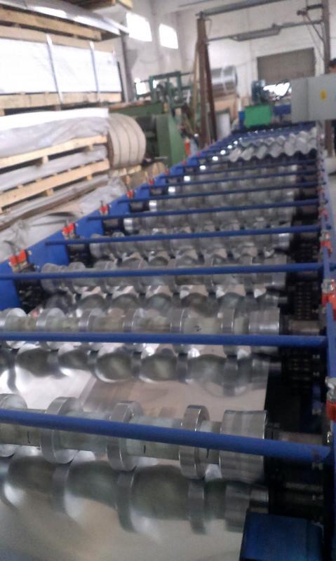 750型瓦楞铝板厂家直发防滑铝板现货.