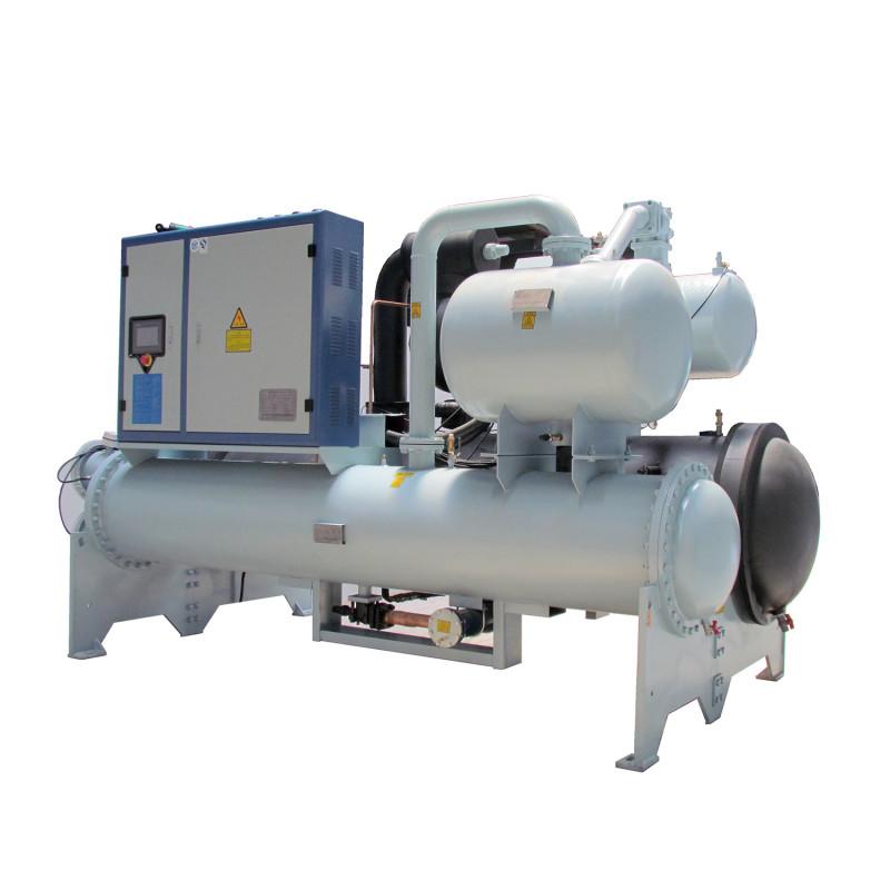 氧化直冷高效降模式螺杆冷水机