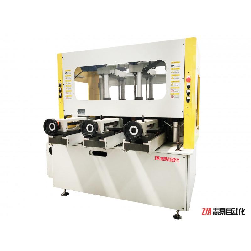 ZY-BS2型 多功能滚压机(单调盘)