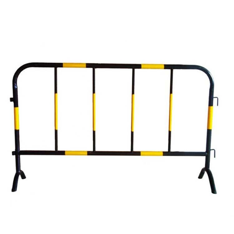 黑黄移动 铁马护栏 …