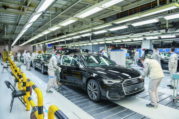 前沿推荐 | 铝型材应用案例-揭秘奥迪德国工厂高效的内部物流体系