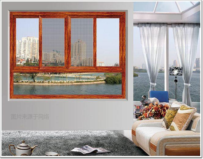 发挥推拉窗的结构性优势:安全与排水