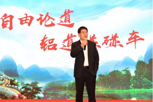 肇庆千江高新材料科技股份有限公司刘小锋先生